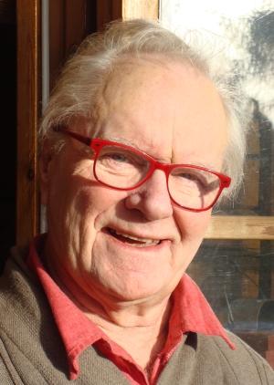 Hans Luthman, författare till Svenska Idiom